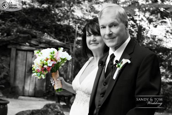Tom and Sandy's Wedding