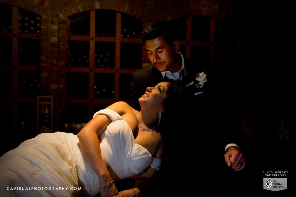 Arenas Wedding